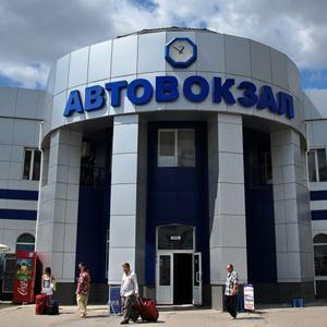 Автовокзалы Вешенской