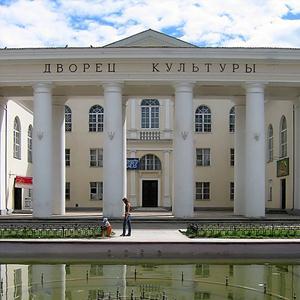 Дворцы и дома культуры Вешенской