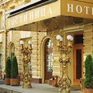 Гостиницы Вешенской
