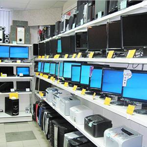 Компьютерные магазины Вешенской