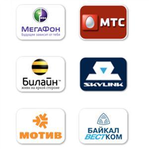 Операторы сотовой связи Вешенской