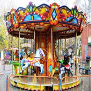 Парки культуры и отдыха Вешенской
