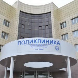 Поликлиники Вешенской