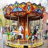 Парки культуры и отдыха в Вешенской
